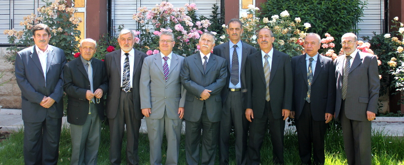 Board of Trustees of the University
