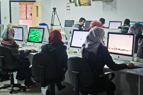 كلية تكنولوجيا المعلومات وهندسة الحاسوب