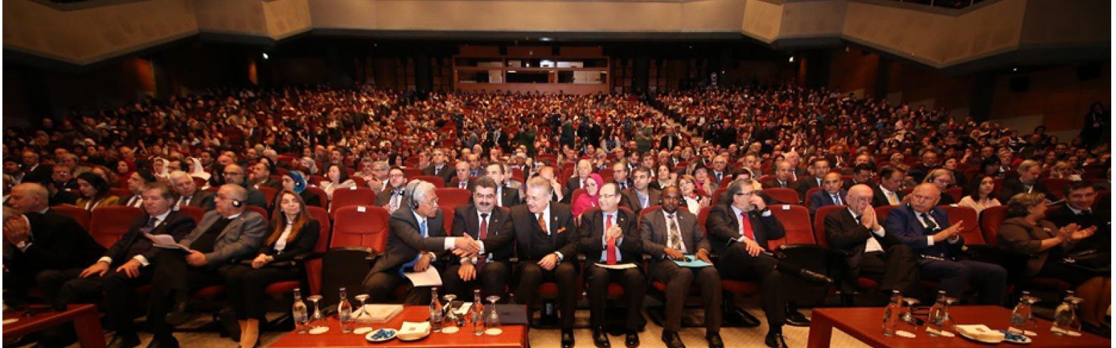 Palestine Polytechnic University (PPU) - مشاركة جامعة بوليتكنك فلسطين في مؤتمر الجامعات التركية-العربية (Turkish-Arab Universities Conference ) وقمة مؤسسات التعليم العالي لمنطقة يوراسيا (EURASIA HE Summit 2018)