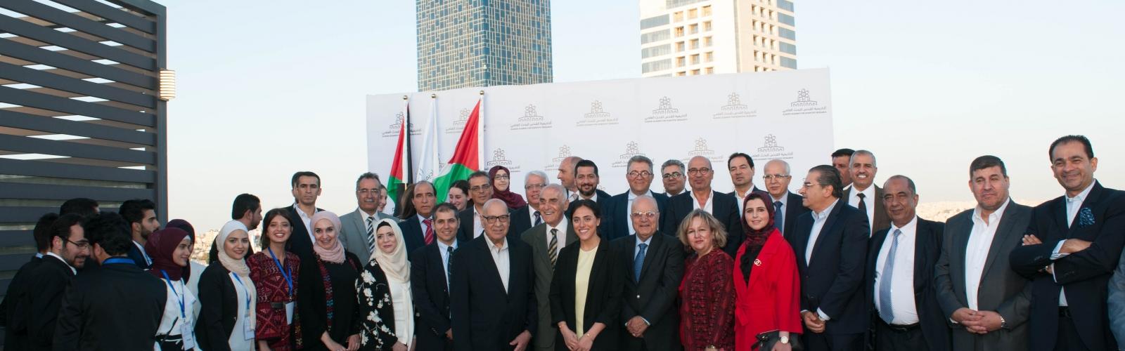 Palestine Polytechnic University (PPU) - جامعة بوليتكنك فلسطين في صدارة المشاريع البحثية الفائزة في الدورة الأولى لأكاديمية القدس للبحث العلمي