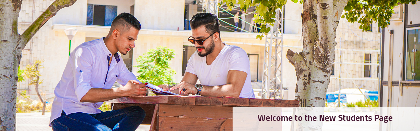 Palestine Polytechnic University (PPU) - Welcome to the New Students Page