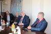 Palestine Polytechnic University (PPU) - خلال زيارة بعثة التواجد الدولي المؤقت في مدينة الخليل  جامعة بوليتكنك فلسطين توقع اتفاقية تعاون مشتركة