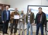 Palestine Polytechnic University (PPU) - مركز التميّز والتعليم المستمر في جامعة بوليتكنك فلسطين يعقد ورشة عمل تدريبية في إعداد التقارير لموظفي مديرية أوقاف الخليل