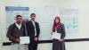 Palestine Polytechnic University (PPU) - طلبة من جامعة بوليتكنك فلسطين يحصلون على أفضل ملصق علمي تعريفي بالهندسة وعلم الحاسوب في المؤتمر البحثي الثاني لطلبة البكالوريوس الفلسطينيين
