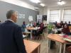 Palestine Polytechnic University (PPU) - رئيس مجلس أمناء جامعة بوليتكنك فلسطين يتفقد مرافق الجامعة