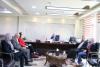Palestine Polytechnic University (PPU) - Palestine Polytechnic University receives the officer of the Arab  American Businesswomen Form