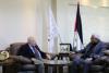 Palestine Polytechnic University (PPU) - جامعة بوليتكنك فلسطين تستقبل مدير المؤسسة العالمية لمساعدة الطلبة العرب