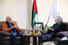 Palestine Polytechnic University (PPU) - جامعة بوليتكنك فلسطين تبحث آفاق التعاون مع جامعة تكساس ومؤسسة منيب وانجلا المصري