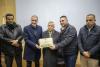 Palestine Polytechnic University (PPU) - جامعة بوليتكنك فلسطين تستقبل رجل الأعمال الفلسطيني طارق النتشة وتبحث آفاق التعاون المشترك