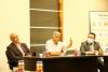 Palestine Polytechnic University (PPU) - رئيس مجلس أمناء وإدارة جامعة بوليتكنك فلسطين تلتقي بكادر كلية الطب وعلوم الصحة