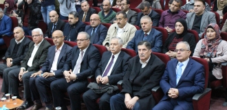 "Palestine Polytechnic University (PPU) - During the Closing Ceremony of  ""Jadara Initiative"" at Palestine Polytechnic University, the Minister Al-Shaer: ""We give particular importance to the innovative and creative ideas to improve the livelihood of youth through creating more employment opportu"
