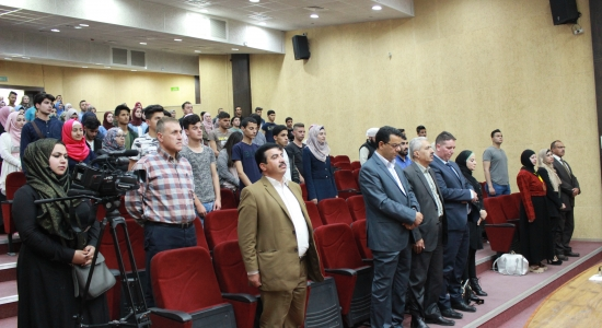 Palestine Polytechnic University (PPU) - جامعة بوليتكنك فلسطين تستقبل ممثل منظمة التعاون الإسلامي لدى دولة فلسطين وتبحث سبل تعزيز التعاون المشترك