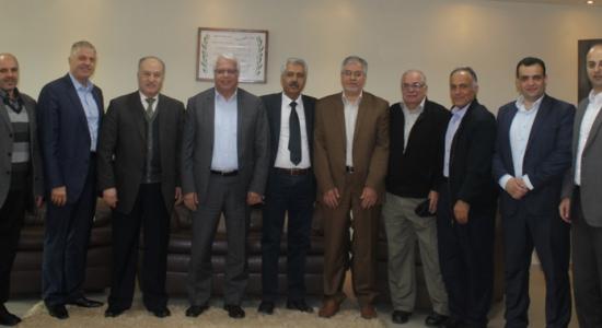 Palestine Polytechnic University (PPU) - مجلس  أمناء جامعة بوليتكنك فلسطين  يصادق على  مجموعة من طلبات الترقية الأكاديمية
