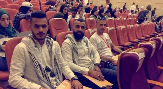Palestine Polytechnic University (PPU) - جامعة بوليتكنك فلسطين تختتم مشاركتها في فعاليات المؤتمر الشبابي الجامعي الفلسطيني الأول
