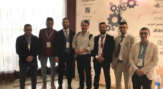 Palestine Polytechnic University (PPU) - حضور مُميّز لجامعة بوليتكنك فلسطين في المؤتمر الأردني الدولي التاسع للهندسة الميكانيكية
