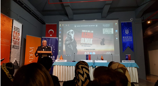 """Palestine Polytechnic University (PPU) -  Palestine Polytechnic University participates in the International Conference """"Refugees"""" and discusses  the prospects of cooperation with the Turkish city of Bursa"""