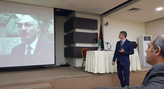 Palestine Polytechnic University (PPU) - مشاركة واسعة وكبيرة من جامعة بوليتكنك فلسطين في ندوة المحاكاة والنمذجة الرياضية