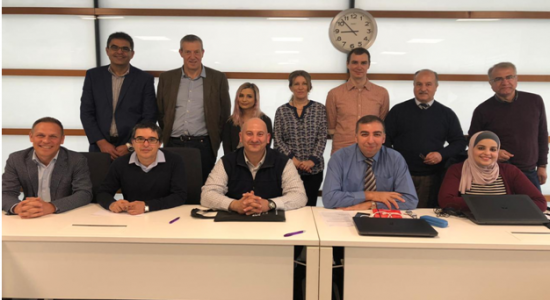 """Palestine Polytechnic University (PPU) - Dr. Nabeel  Joulani  participates in a workshop on """"The Development of Higher Education Using Information Technology Methods"""" in Spain"""