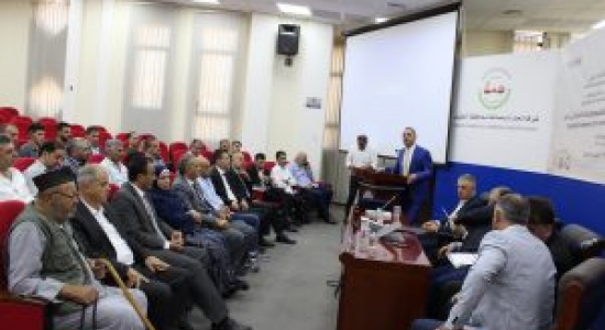Palestine Polytechnic University (PPU) - تخريج دورة تصميم وصناعة الأحذية في غرفة تجارة وصناعة محافظة الخليل