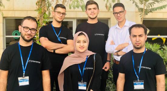 """Palestine Polytechnic University (PPU) - جامعة بوليتكنك فلسطين تحصد مراكز مُتقدمة في المؤتمر السنوي للشبكة العربية للإبتكار """"عين"""""""