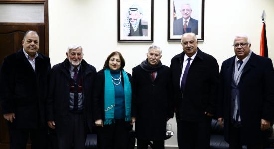 Palestine Polytechnic University (PPU) - توقيع اتفاقية شراكة في برنامج الطب البشري بين القطاع الحكومي وجامعة بوليتكنك فلسطين