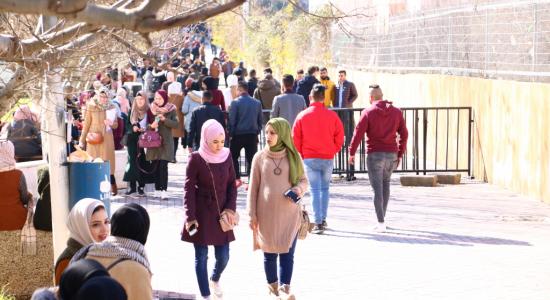 Palestine Polytechnic University (PPU) - كلمة رئيس الجامعة للزملاء موظفي الجامعة ولطلاب الجامعة الأعزاء مع بدء الفصل الثاني من العام 2020