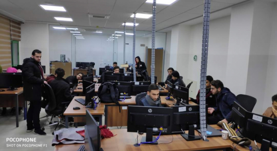 Palestine Polytechnic University (PPU) - With the participation of ten thousand teams around the world, Palestine Polytechnic University wins the advanced positions in the Google Hash Code International Competition