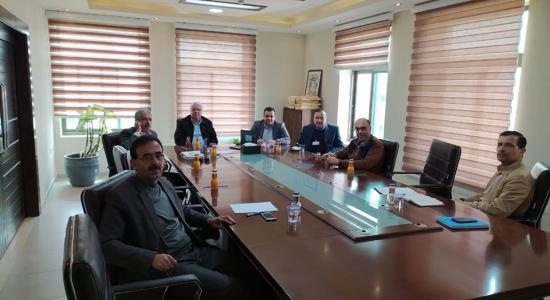 Palestine Polytechnic University (PPU) - مجلس عمداء جامعة بوليتكنك فلسطين يتابع منظومة التدريس المستجدّة