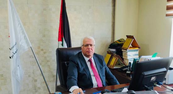 Palestine Polytechnic University (PPU) - جامعة بوليتكنك فلسطين تُشارك في اجتماعات الدورة الثالثة والخمسين الإفتراضية لاتحاد الجامعات العربية