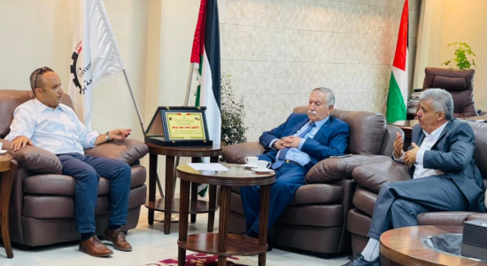 Palestine Polytechnic University (PPU) - جامعة البوليتكنك تستقبل مجموعة اكسيس للحلول الهندسية المُتقدمة