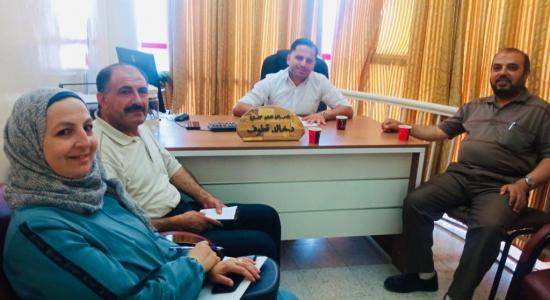 Palestine Polytechnic University (PPU) - البوليتكنك تستعد لإطلاق برنامج ستيم فلسطين بالتعاون مع وزارة التربية والتعليم